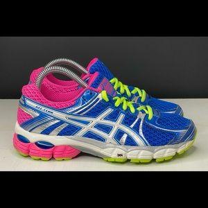 Asics Shoes - WOMENS ASICS GEL-FLUX ATHLETIC SNEAKERS